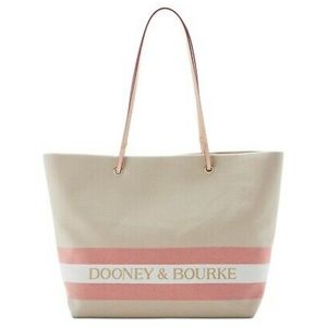 Dooney and Bourke Large Addison Canvas Tote Bag XL